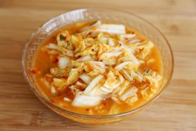 Kimchi dish Bowl