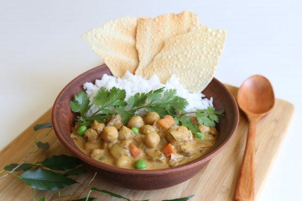 Chana Masala – Indian Chickpea Dish