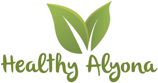Healthy Alyona Logo