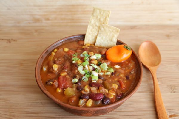 Big Batch Vegan Chili