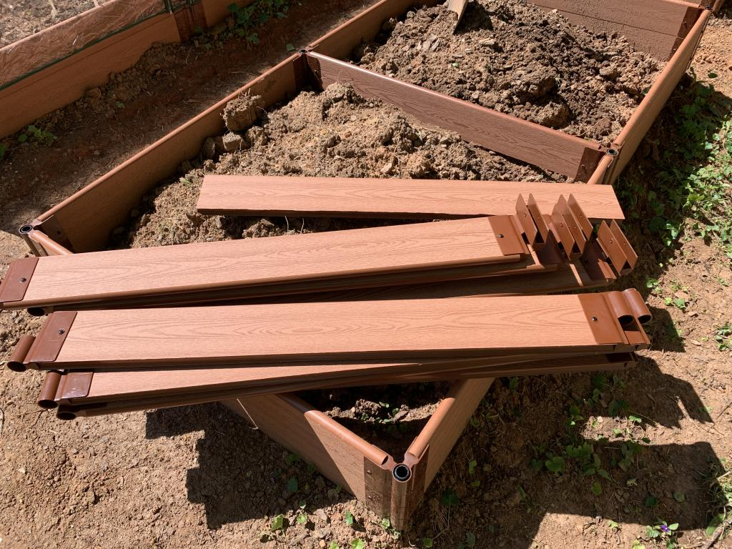 raised bed boards