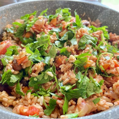 one pot rice dish
